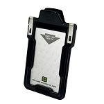 Secure Badgeholder® Classic™ For One Card - Black