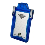Secure Badgeholder® Classic™ For One Card - Blue